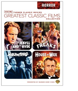 2-disc set from TCM includes FREAKS with all the extras in the single-disc version pictured above
