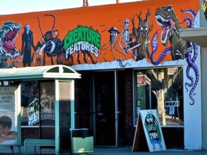 CREATURE FEATURES storefront